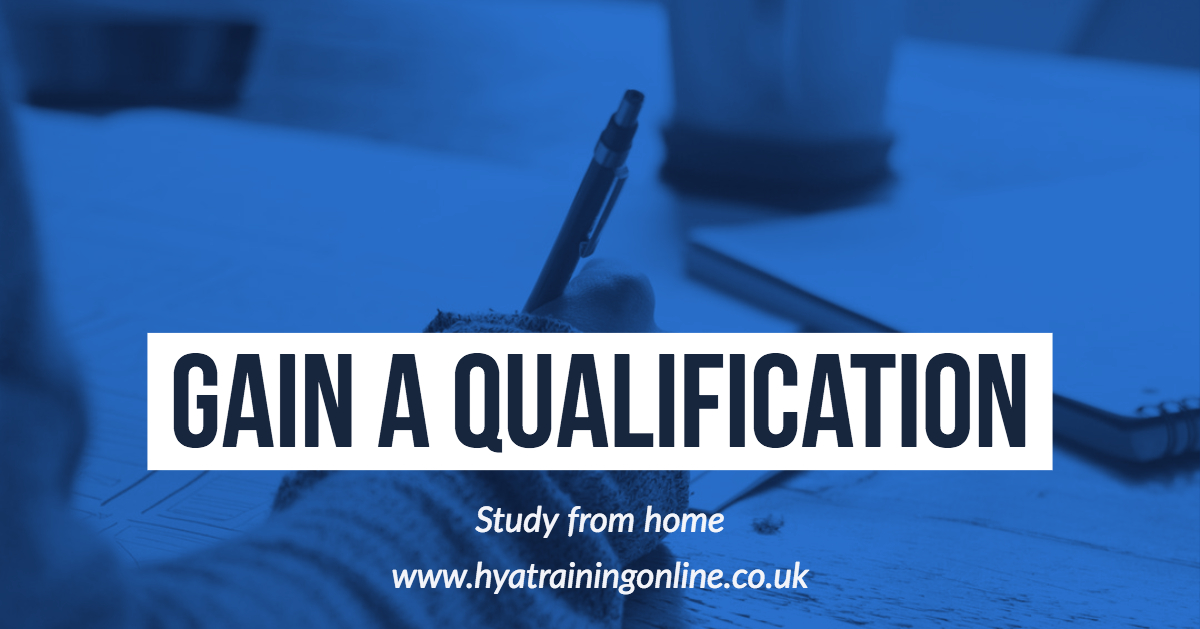 HYA Training - distance learning